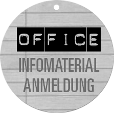 Office - Infomaterial - Anmeldung