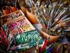 Pinselkampf und Farbversöhnung -  Material als Handlungsimpuls